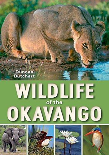 Wildlife of the Okavango (English Edition)