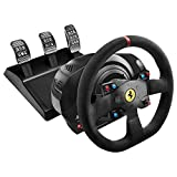 Thrustmaster T300 Integral Rw Volante, Alcantara Edition - PC/PS4/PS3
