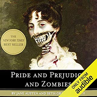 『Pride and Prejudice and Zombies』のカバーアート