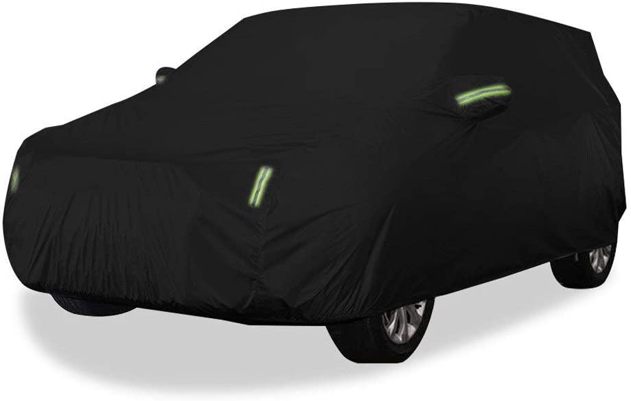 Discount is also underway Large SUV Tulsa Mall Car Cover For Land Range Vehicle Co Velar Rover