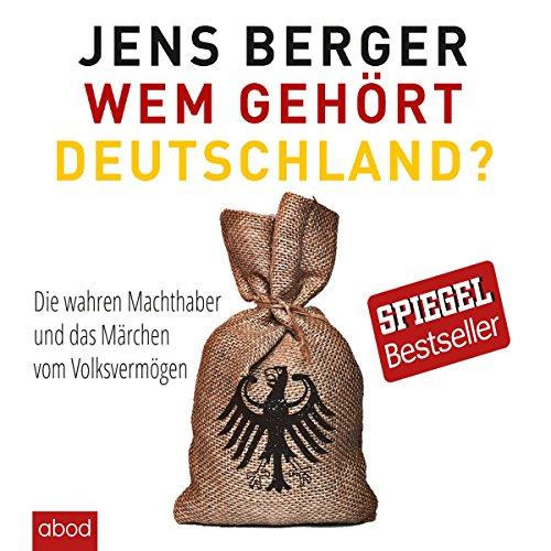 Wem gehört Deutschland Titelbild