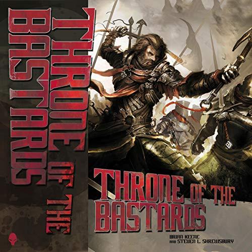 『Throne of the Bastards』のカバーアート