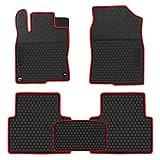 HD-Mart Rubber Floor Mat