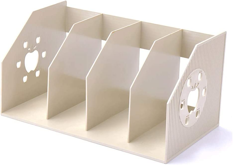 wholesale AVEO Bookends Four Grid Bookst Surprise price Students Multifunctional