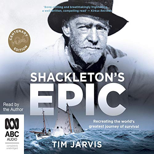 Shackleton's Epic cover art