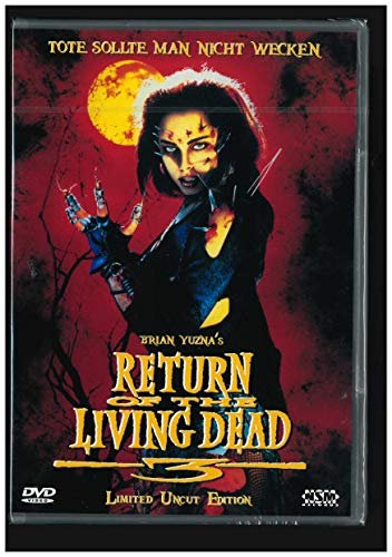 Brian Yuzna's Return of the Living Dead 3 (Limited Uncut Edition)