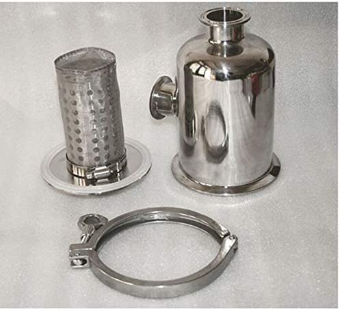 New sales Pipe Fitting Sale item Right Angel Filter Stainless Sanitary P Steel SS304