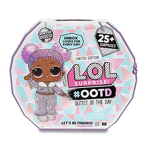 LOL Surprise - Calendrier de l'Avent LOL Surprise Winter Disco (Jeux Preziosi LLU75000)