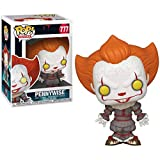 Funko Pop Movie : Stephen King'S It 2 - Pennywise with Open Arms 3.75inch Vinyl Gift for Horror Movi...