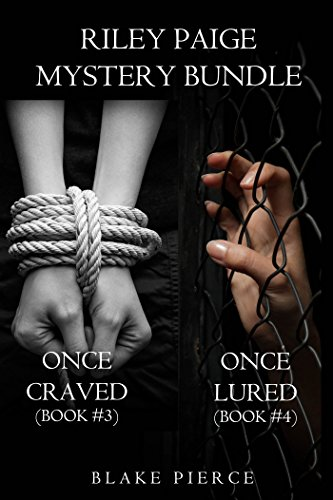 Riley Paige Mystery Bundle: Once Craved (#3) and Once Lured (#4) (English Edition)