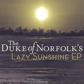 The Lazy Sunshine EP