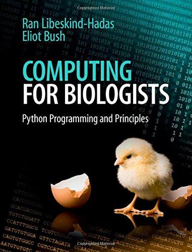 pGO eBook] Computing for Biologists: Python Programming and