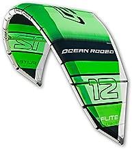 Ocean Rodeo Flite Kitesurfing Kite (Gen 5, 17m, Green)