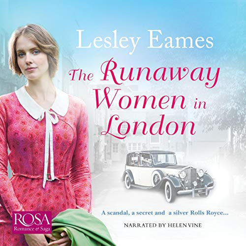 The Runaway Women in London cover art