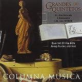 Grandes Quintetos Ii: Baerman, Krommer & Weber: Quartet Glinka BCN