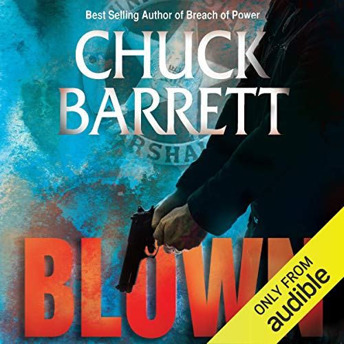 Blown audiobook cover art
