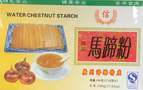 17.62oz Xin Water Chestnut Starch, Pack of 1