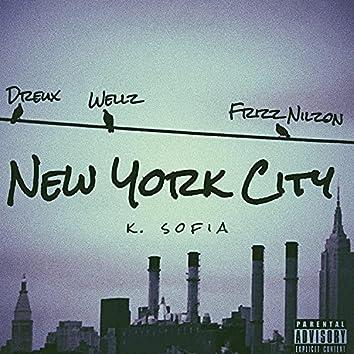 New York City (feat. Dreux, Wellz & Frizz Nilzon)