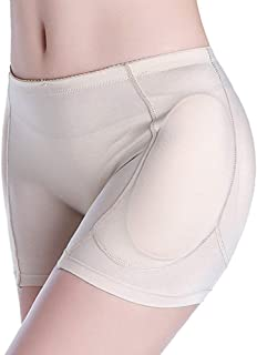 KOCLES Women Hips and Butt Lifter, 4 Removable Pads Enhancer Panties Shapewear Underwear