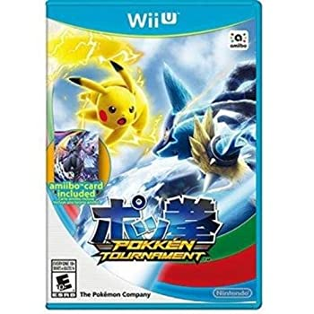 Nintendo Pokkén Tournament - Action/adventure Game - Wii U