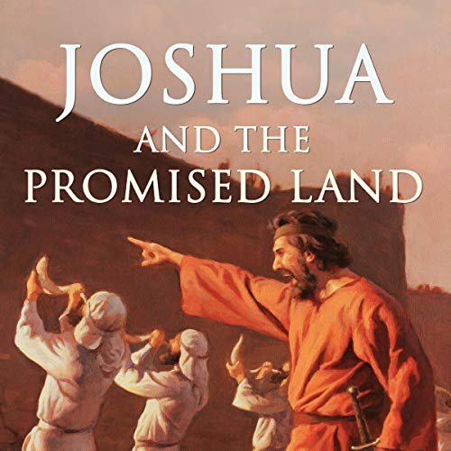 Joshua and the Promised Land audiobook cover art