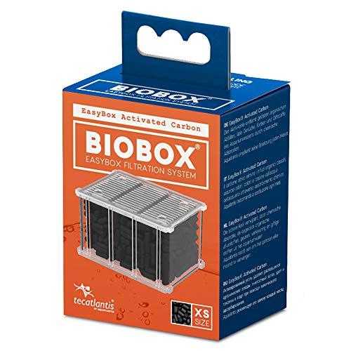 Aquatlantis Recargas de Filtro Easy Box con Carbono Activado, tamaño XS ✅