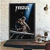 MHHDD Kanye West Poster Das Leben von Pablo Poster und