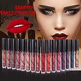 Lippenstift, Lipgloss, Matte Liquid Lipstick,...