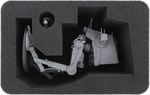 Feldherr HSMEBY110BO Schaumstoffeinlage kompatibel mit Star Wars Legion at-ST