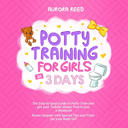 Potty Training for Girls in 3 Days  By  cover art