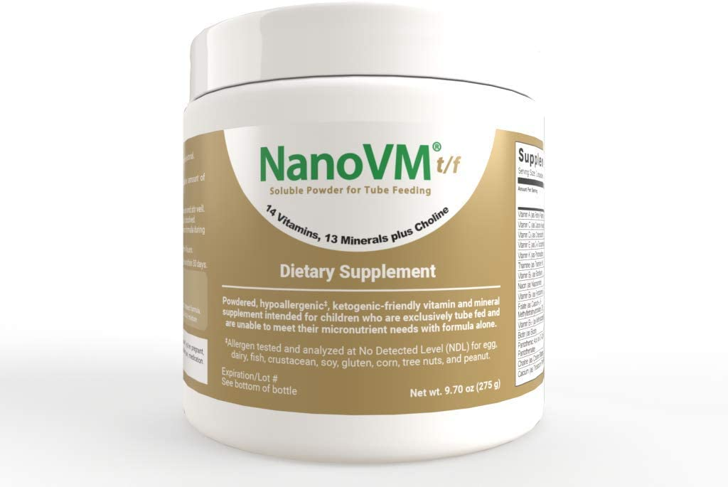 Solace Nutrition NanoVM t Luxury goods Financial sales sale f 275g Hypoaller Flavorless Powdered