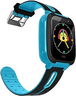 Yeabay 知能腕時計 子供の防水の知能腕時計のタッチパネルがGPS通話をなくしを防ぐのが撮影の子供の子供を遠隔操作する丈夫です 実用的です