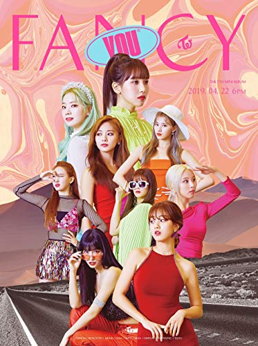 [Single]FANCY -Japanese ver.- – TWICE[FLAC + MP3]