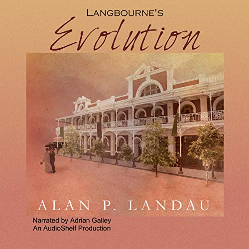 Langbourne's Evolution cover art