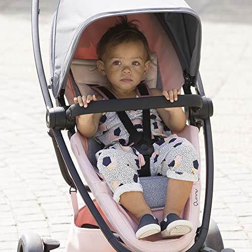 Quinny Spielbügel für Kinderwagen und Buggy, praktischer Sicherheitsbügel für Zapp Flex und Zapp Flex Plus, schwarz
