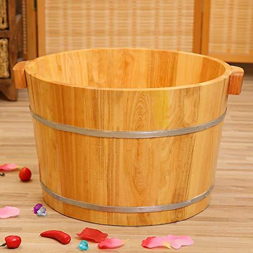 Sgfccyl deurmat van hout, thermische massage voor het huis van de voet en relax. Houten poten