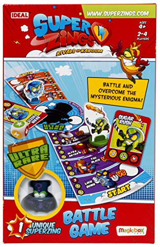 John Adams 10748 SuperZings Battle Spiel, Multi