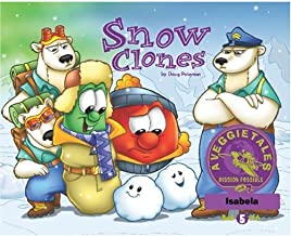 Snow Clones - VeggieTales Mission Possible Adventure Series #5: Personalized for Isabela