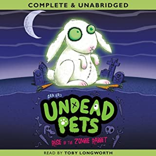 Undead Pets: Rise of the Zombie Rabbit copertina