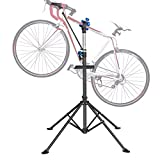 Best Bicycle Repair stands - DoCred Bike Repair Stand, Foldable Maintenance Rack Height Review