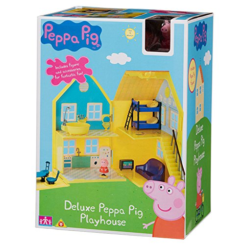 Peppa Pig Muddy Puddle Deluxe Playhouse
