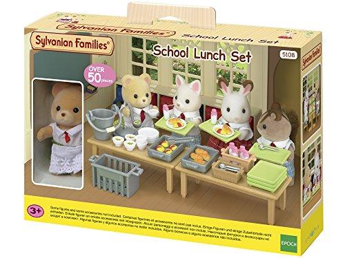 Sylvanian Families - 5108 - Essen in der Schule