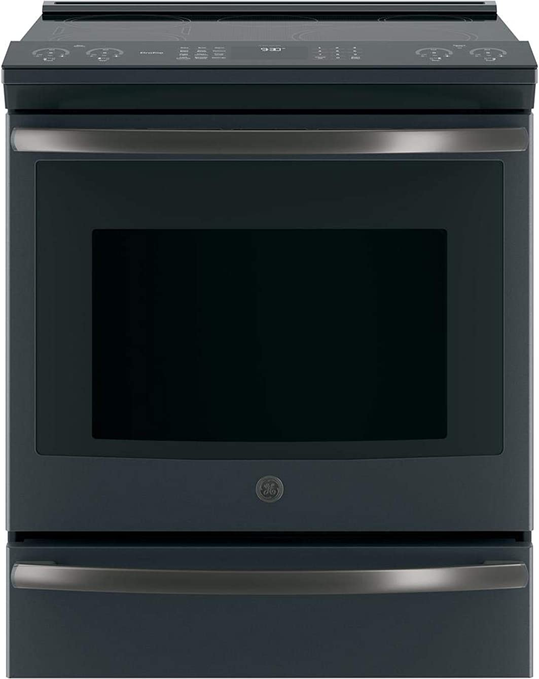 GE PHS930FLDS Electric Range with Smoothtop Cooktop