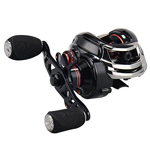 KastKing Royale Legend High Speed Low Profile Baitcasting...