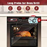 Zoom IMG-1 nixiukol termometro cucina digitale 2
