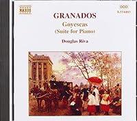 Goyescas by GRANADOS (1999-11-30)