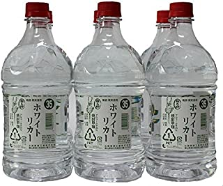 ねこ印 ホワイトリカー 梅酒・果実酒用 1.8L 1ケース(6本)