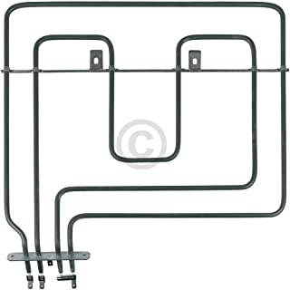 DL-pro Resistencia para horno Beko 262900064, 1100 + 1100 W, 230 V