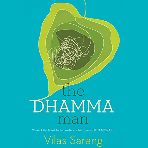 The Dhamma Man audiobook cover art