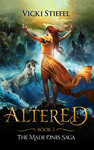 Altered: The Made Ones Saga Book 1 (English Edition)